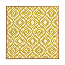 Trevino by Heather Dutton Framed Wall Art in Yellow