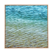 Ombre Sea by Shannon Clark Framed Wall Art