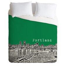 Bird Ave Lightweight Portland Duvet Cover