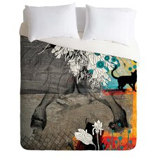 Iveta Abolina Lightweight Stay Awhile Duvet Cover