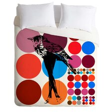 Randi Antonsen Poster Heroins 5 Duvet Cover Collection
