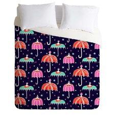 Rebekah Ginda Design Lightweight Night Shower Duvet Cover