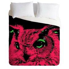 Romi Vega Lightweight Owl Duvet Cover