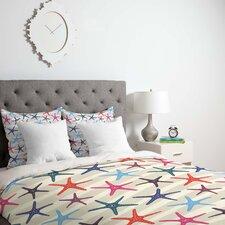Zoe Wodarz Star Fish Duvet Cover