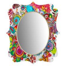 Stephanie Corfee Miss Penelope Quatrefoil Mirror