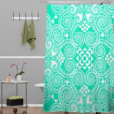 Budi Kwan Decographic Polyesterrr Shower Curtain