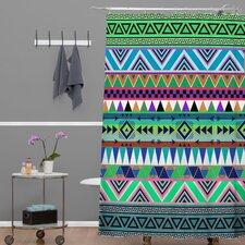 Bianca Woven Polyester Esodrevo Shower Curtain