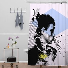 Randi Antonsen Polyester Poster Hero 1 Shower Curtain