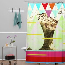 Randi Antonsen Polyester Luns Box 6 Shower Curtain