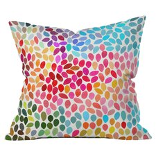 Garima Dhawan Rain 6 Outdoor Throw Pillow
