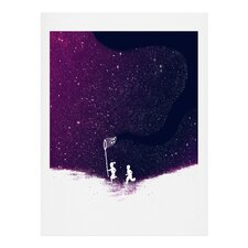 Starfield by Budi Kwan Graphic Art