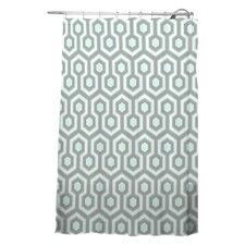 Caroline Okun Icicle Shower Curtain