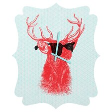 Nick Nelson Young Buck Wall Clock