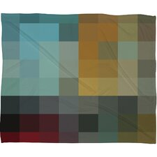 Madart Inc. Refreshing 2 Polyester Fleece Throw Blanket