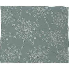 <strong>DENY Designs</strong> Rachael Taylor Quirky Motifs Polyester Fleece  Throw Blanket
