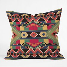 <strong>DENY Designs</strong> Bianca Green Bold Polyester Throw Pillow