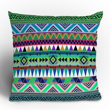 Bianca Green Esodrevo Woven Polyester Throw Pillow