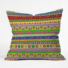 <strong>DENY Designs</strong> Bianca Green Forever Young Woven Polyester Throw Pillow