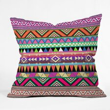 Bianca Green Overdose Woven Polyester Throw Pillow