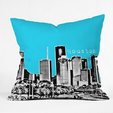 <strong>DENY Designs</strong> Bird Ave Houston Woven Polyester Throw Pillow