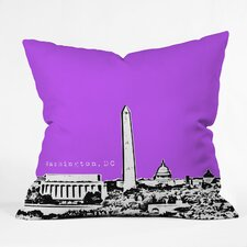 <strong>DENY Designs</strong> Bird Ave Washington Woven Polyester Throw Pillow