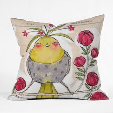 <strong>DENY Designs</strong> Cori Dantini Sweetness And Light Indoor / Outdoor Polyester Throw Pillow