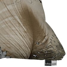 Iveta Abolina Feather Dance Woven Polyester Throw Pillow