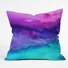 Jacqueline Maldonado The Sound Polyester Throw Pillow