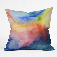 <strong>DENY Designs</strong> Jacqueline Maldonado Torrent 1 Indoor / Outdoor Polyester Throw Pillow