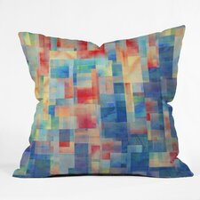 Jacqueline Maldonado Torrentremix Indoor / Outdoor Polyester Throw Pillow