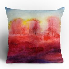 Jacqueline Maldonado Where I End Polyester Throw Pillow