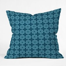 <strong>DENY Designs</strong> Khristian A Howell Moroccan Mirage Indoor / Outdoor Polyester Throw Pillow