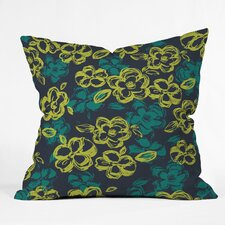 <strong>DENY Designs</strong> Khristian A Howell Russian Ballet Indoor / Outdoor Polyester Throw Pillow