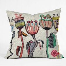 Mikaela Rydin Parads Throw Pillow