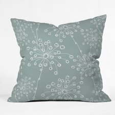 <strong>DENY Designs</strong> Rachael Taylor Quirky Motifs Indoor/Outdoor Polyester Throw Pillow