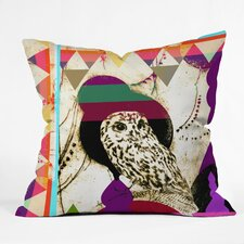 Randi Antonsen Luns Box 5 Woven Polyester Throw Pillow