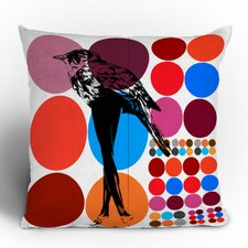 <strong>DENY Designs</strong> Randi Antonsen Poster Heroins 5 Polyester Throw Pillow