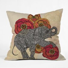Valentina Ramos Rosebud Polyester Throw Pillow