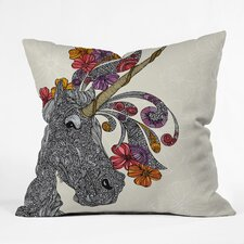 Valentina Ramos Unicornucopia Polyester Throw Pillow