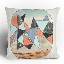 <strong>DENY Designs</strong> Wesley Bird Dry Spell Throw Pillow