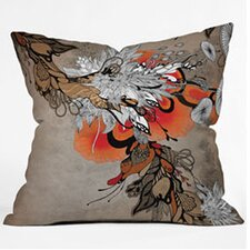 Iveta Abolina Sonnet Woven Polyester Throw Pillow
