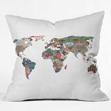 Bianca Louis Armstrong Told Us So Throw Pillow