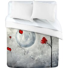 Madart Inc. Far Side Of The Moon Duvet Cover Collection