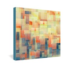 <strong>DENY Designs</strong> Jacqueline Maldonado Cubism Dream Gallery Wrapped Canvas