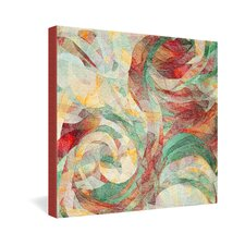 <strong>DENY Designs</strong> Jacqueline Maldonado Rapt Gallery Wrapped Canvas