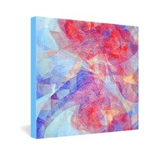 <strong>DENY Designs</strong> Jacqueline Maldonado Sweet Rift Gallery Wrapped Canvas