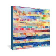 <strong>DENY Designs</strong> Jacqueline Maldonado Amalgama Gallery Wrapped Canvas