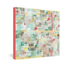<strong>DENY Designs</strong> Jacqueline Maldonado Mosaic Gallery Wrapped Canvas
