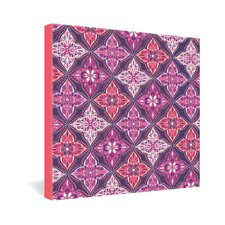 <strong>DENY Designs</strong> Khristian A Howell Provencal Lavender 5 Gallery Wrapped Canvas