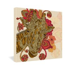 <strong>DENY Designs</strong> Valentina Ramos The Giraffe Gallery Wrapped Canvas